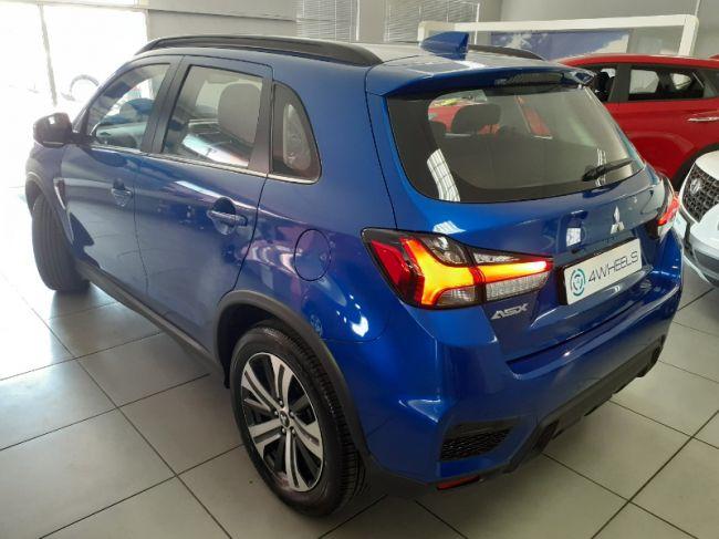 Demo Mitsubishi ASX 2021 for sale