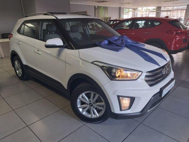 2017 Hyundai Creta 1.6 Executive auto for sale - U22615