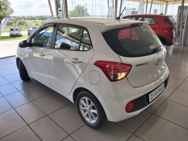Demo Hyundai Grand i10 2021 for sale