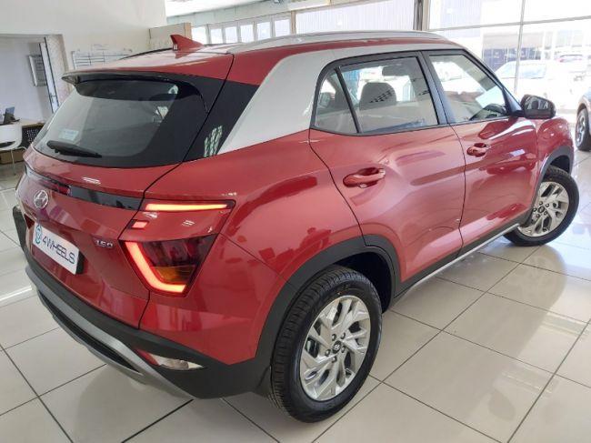 Automatic Hyundai Creta 2021 for sale