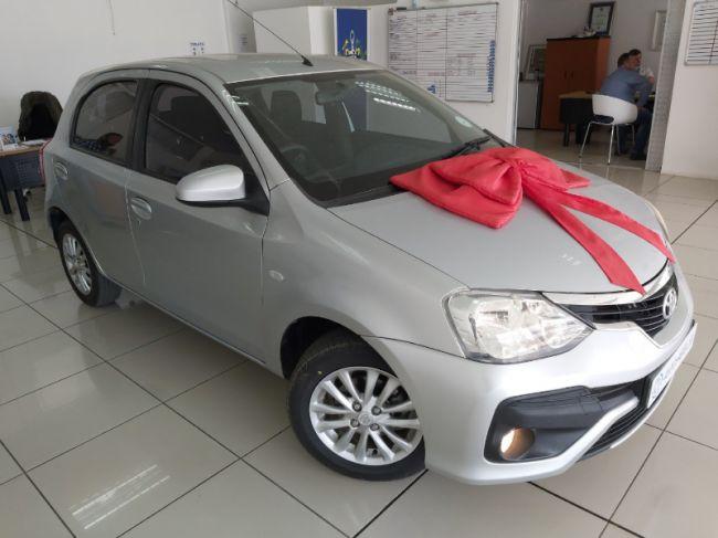 2018 Toyota Etios hatch 1.5 Sprint for sale - U42299