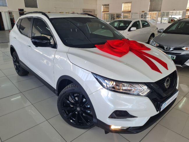 2021 Nissan Qashqai 1.2T Midnight CVT for sale - U13143