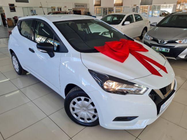 2021 Nissan Micra 66kW turbo Visia for sale - U13174