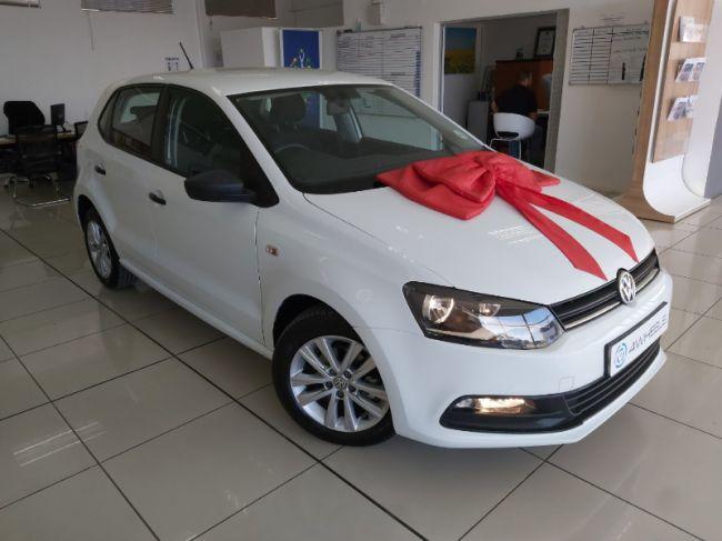 2020 Volkswagen Polo Vivo hatch 1.4 Trendline for sale - U42317