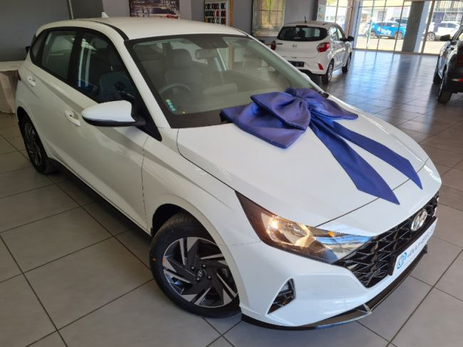 2021 Hyundai i20 1.0 TGDI Fluid for sale - N22213
