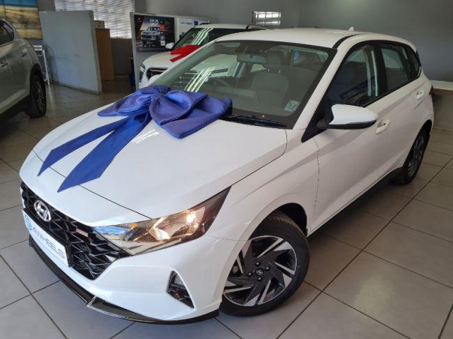New Hyundai i20 2021 for sale