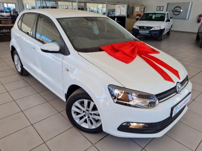 2021 Volkswagen Polo Vivo hatch 1.6 Comfortline auto for sale - U32405