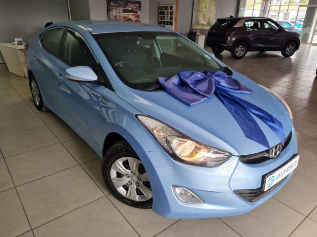 2014 Hyundai Elantra 1.6 GLS for sale - U22701