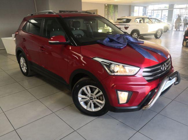 2017 Hyundai Creta 1.6 EXECUTIVE DIESEL AUTO for sale - U22738