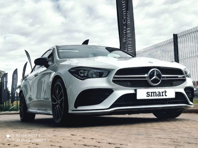 Mercedes-Benz CLA 2021 35 for sale