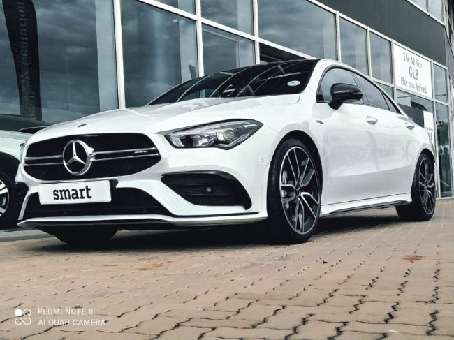 Mercedes-Benz CLA 2021 Coupe for sale