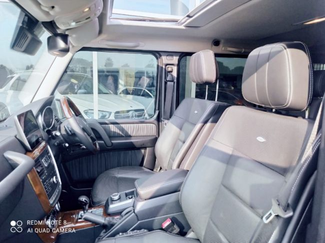 Automatic Mercedes-Benz G-Class 2021 for sale