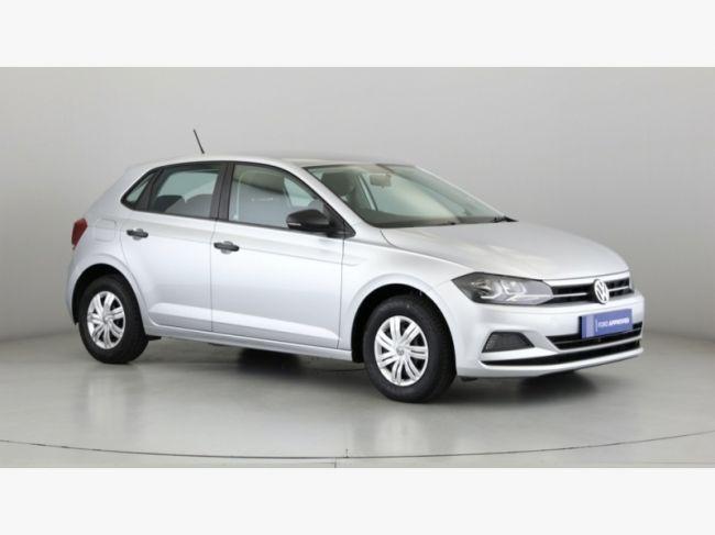 2020 Volkswagen Polo hatch 1.0TSI Trendline for sale - 10USE1590