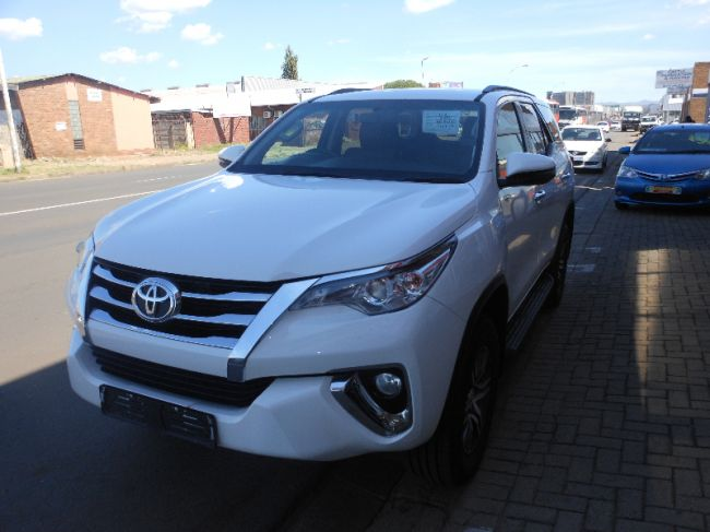 2018 Toyota Fortuner Fortuner 2.4GD-6 auto for sale in KwaZulu-Natal, Newcastle - 212121