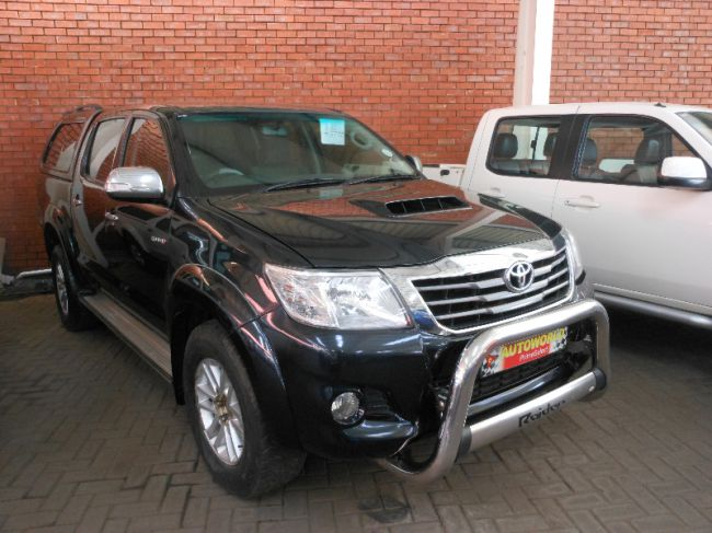 2012 Toyota Hilux Hilux 3.0D-4D double cab Raider for sale in KwaZulu-Natal, Newcastle - 167