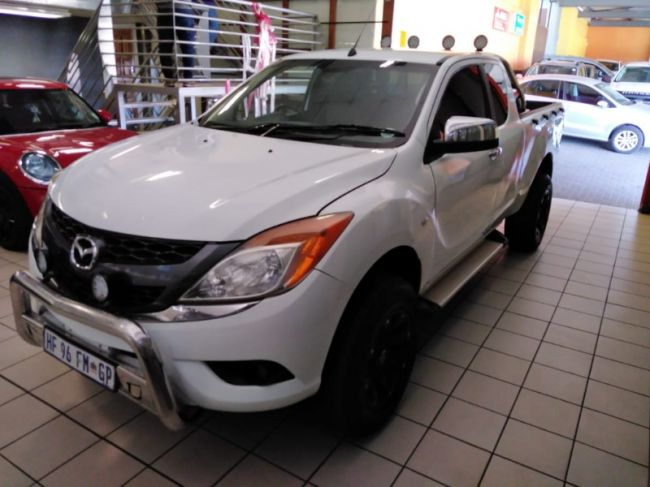Used Mazda BT-50 2013 for sale
