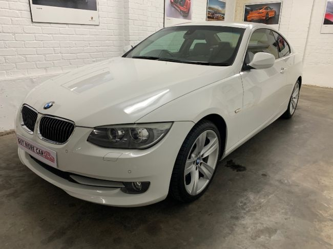2010 BMW 3 Series 325i coupe Exclusive auto for sale - 10286